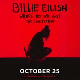 "Billie Eilish、今週末開催の""WHERE DO WE GO? オンラインライブ""詳細発表。最先端のXR技術駆使したフル・セット・ライヴに"