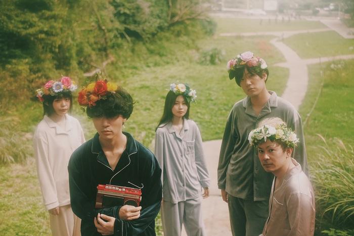5人組ポップ・バンド daisansei、1stアルバム『ドラマのデー』リリース・ツアー第2弾出演アーティスト決定