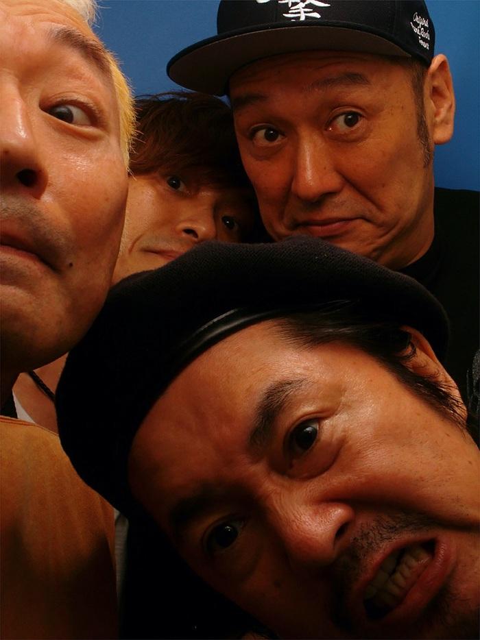 怒髪天、1月に東名阪回る新春ツアー開催決定&12月の自主企画イベント詳細発表。ニュー・アルバム『ヘヴィ・メンタル・アティテュード』キー・ヴィジュアルも公開