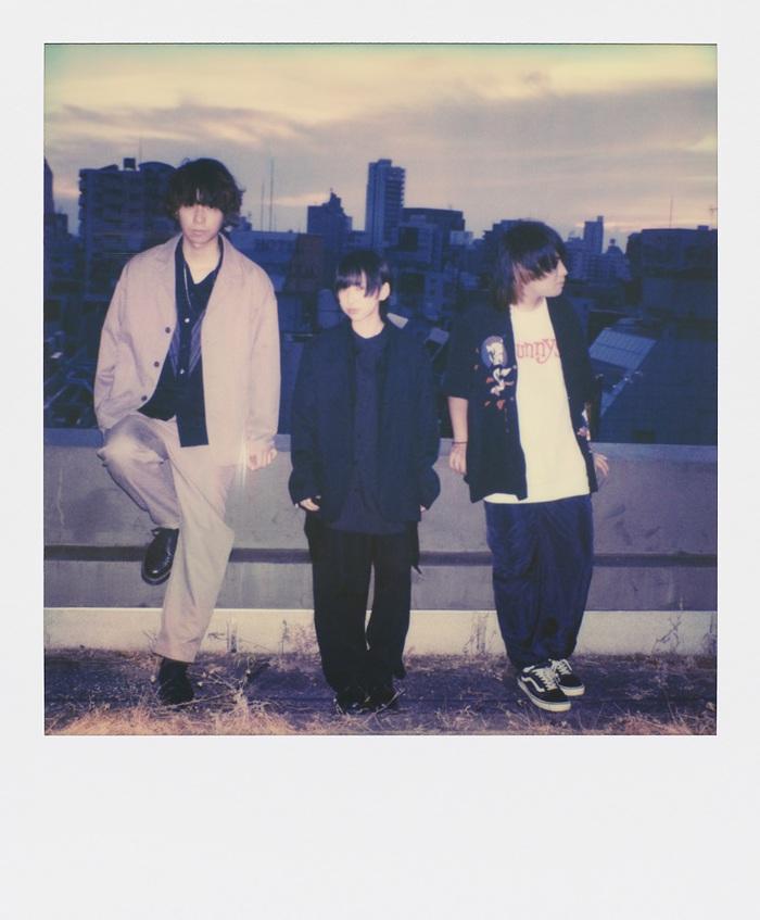 Hakubi、初のドラマ主題歌「アカツキ」配信スタート&フルMV公開。渋谷O-EAST初ワンマン皮切りに全国15都市回るライヴハウス・ツアー発表