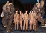 THE BAWDIES、8ヶ月ぶりの有観客ライヴとなった10/30中野サンプラザ公演より「BLUES GOD」映像公開