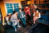 ドラマストア、デジタル・シングル「備忘録を綴る」&トリプルA面シングル『希望前線/knock you , knock me/回顧録を編む』リリース決定。自身最大規模の東名阪ワンマンも