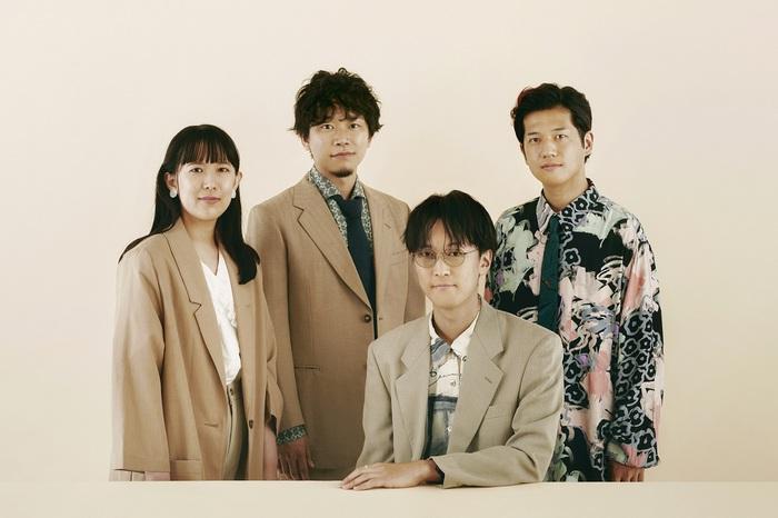 GOOD BYE APRIL、本日11/25リリースのニュー・フル・アルバム『Xanadu』より、チバユカ&上利 青がトレンディ・ドラマの王道を演じた「恋がはじまる」MV公開
