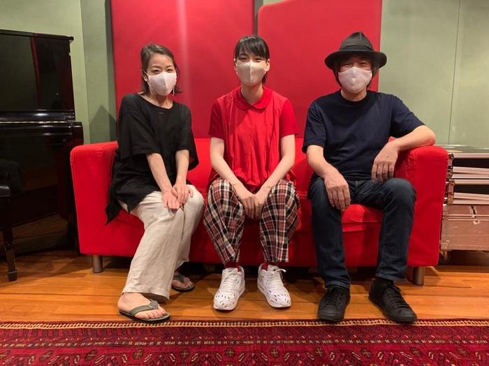 """のん、大友良英、Sachiko Mによるユニット""""のんとも。M""""、1stアルバム『ショーがはじまるョ!』ジャケット&収録曲発表。百々和宏(MO'SOME TONEBENDER)、ひぐちけい等の参加も明らかに"""