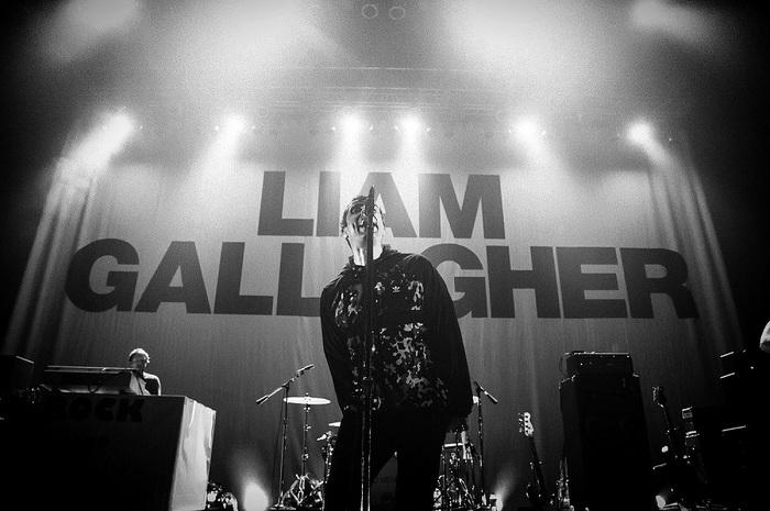 """Liam Gallagherの復活劇を映すドキュメンタリー""""リアム・ギャラガー:アズ・イット・ワズ""""、ダウンロード先行販売&Blu-ray / DVD発売決定"""