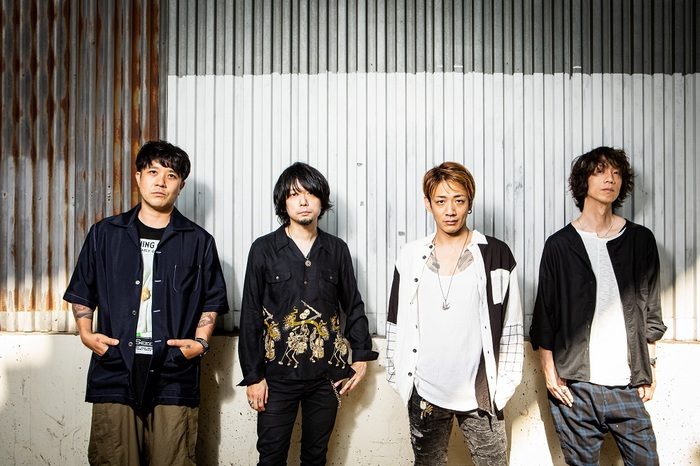"""Nothing's Carved In Stone、ワンマン・ライヴ""""Live on November 15th 2020""""より「NEW HORIZON」映像公開"""