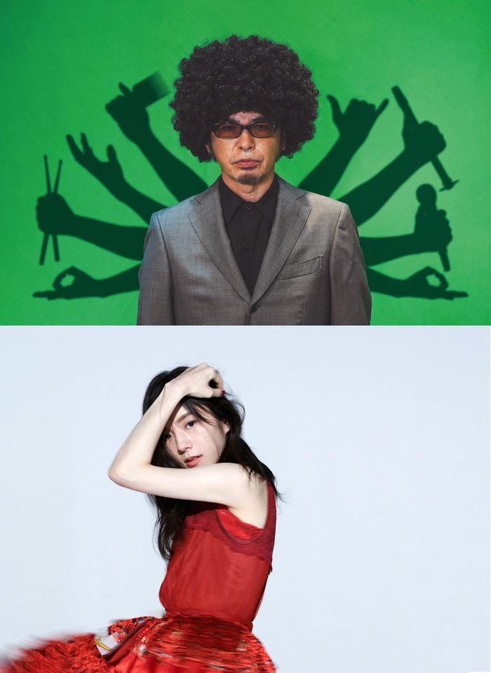 """奥田民生とmiletがJohn Lennon & Yoko Ono「Happy Xmas (War Is Over)」をアコースティック・カバー。""""ダブル・ファンタジー展""""会場での初セッション&トーク映像公開"""