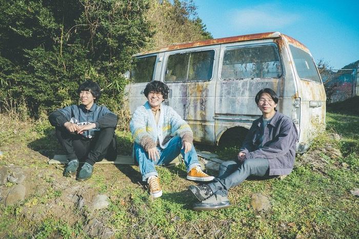 ズーカラデル、初の配信シングル「スタンドバイミー」明日12/16リリース決定。吉田崇展(Gt/Vo)がキャラクター・デザイン手掛けたリリック・ビデオも公開