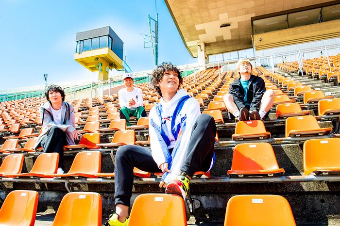 """ラックライフ、大切な人を想う新曲「あなたを」2/24配信リリース。渋谷公会堂での""""リベンジ""""ワンマンも開催決定"""