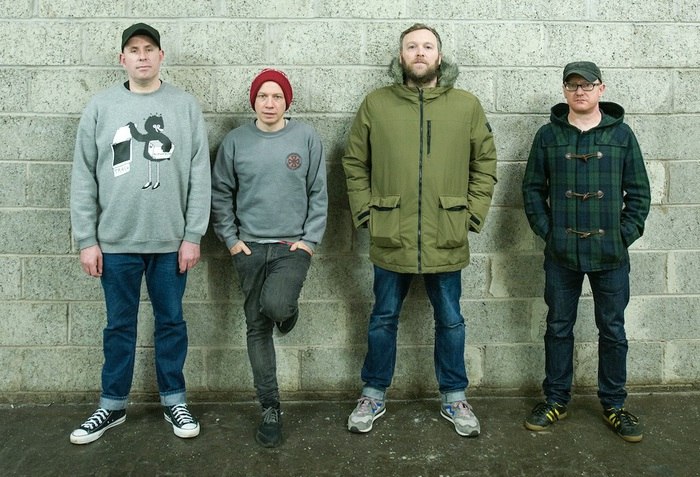 MOGWAI、ニュー・アルバム『As The Love Continues』より新曲「Ritchie Sacramento」MV公開