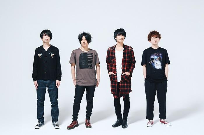"THE KEBABS、YouTube Live企画""月刊THE KEBABS""始動。初の東名阪ホール・ツアー開催も決定"