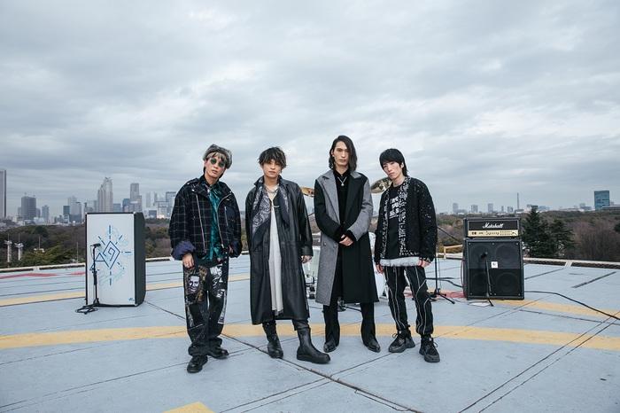 """""""シブヤノオト Presents THE ORAL CIGARETTES""""、2/7放送決定。メンバー4人それぞれに密着&番組のためだけの特別なパフォーマンスも収録、ナレーションは小野賢章"""