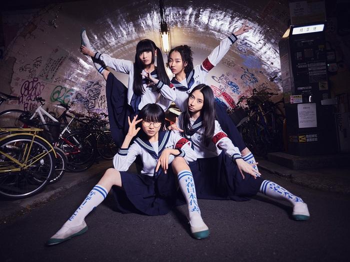 """新しい学校のリーダーズ、""""88rising""""より世界デビュー配信シングル「NAINAINAI」リリース。MVも公開"""