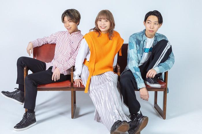 破天荒ポップ・ロック・バンド Bamboo、1st EP『SCRAMBLE POP』3/10リリース決定。新アー写も公開