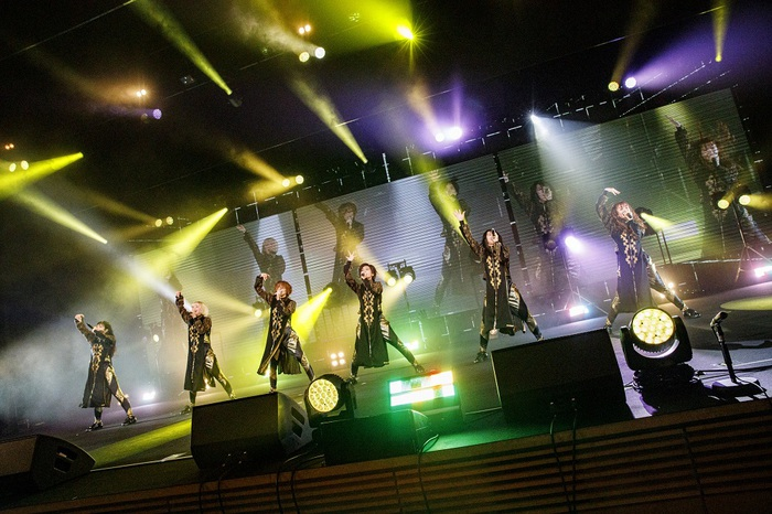EMPiRE、東京国際フォーラム有観客ワンマンでサプライズ披露されたMAHO作詞の新曲「ERROR」0時より配信。春ツアーも決定