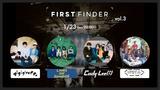 """浪漫革命、Laura day romance、Cody・Lee(李)、Gi Gi Giraffe出演、オンライン・ライヴ""""FIRST FINDER vol.3""""を1/23開催決定。当日まで4夜連続でライヴMV公開"""