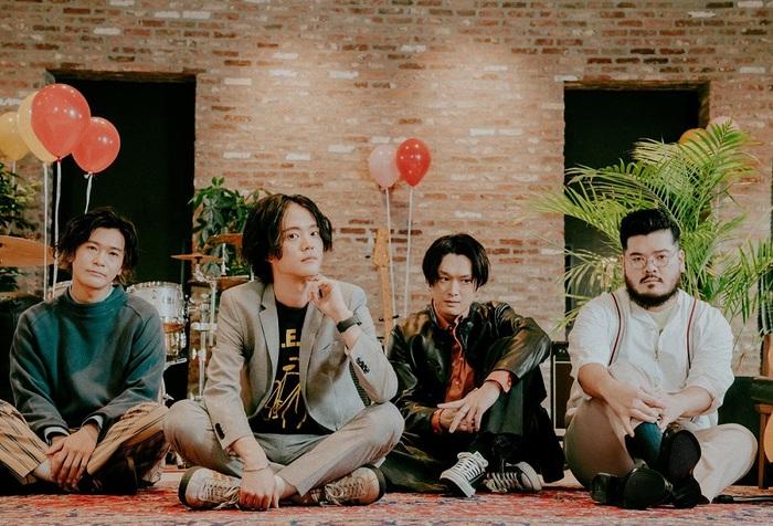 "FIVE NEW OLD、HIROSHI(Vo/Gt)出演中のドラマ""3Bの恋人""主題歌「Hallelujah」1/22配信リリース決定。ジャケット写真も公開"