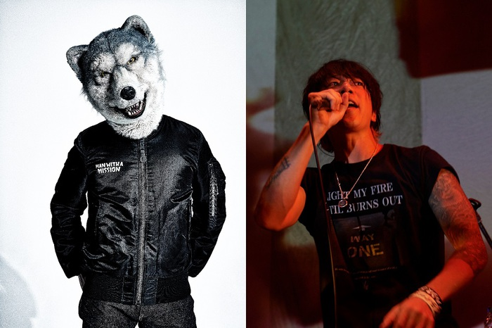 "Jean-Ken Johnny(MAN WITH A MISSION)、細美武士(ELLEGARDEN/the HIATUS/MONOEYES/the LOW-ATUS)がJ-WAVE""THE KINGS PLACE""2月からのナビゲーターに登場"