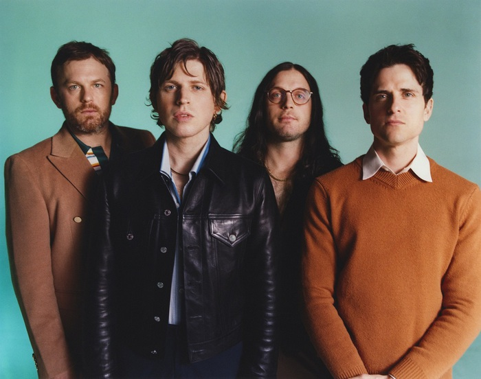KINGS OF LEON、約5年ぶり通算8枚目のアルバム『When You See Yourself』3月リリース決定。新曲2曲&最新MVも公開