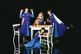 PARADISES、新体制で再レコーディングしたデジタル・アルバム『PARADISES (REFRESH ver.)』リリース。新アー写も公開