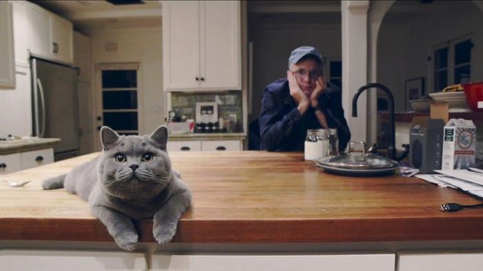 TRAVIS、ニュー・アルバム『10 Songs』より「Nina's Song」MV公開。フロントマン Fran Healyの愛猫も参加