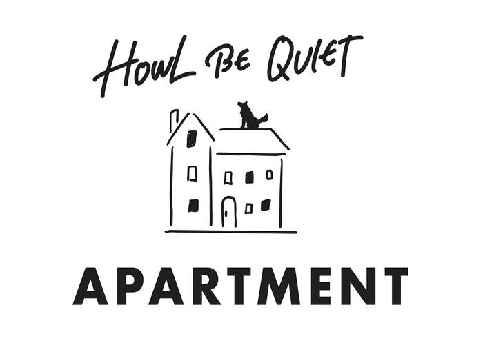 "HOWL BE QUIET、新レーベル""APARTMENT""設立。100回嘔吐が参加した新曲「ベストフレンド」3/1配信&MV公開決定"