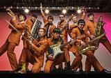 東京スカパラダイスオーケストラ、2/21開催の全国ツアー新潟公演を緊急生配信。新曲「会いたいね。゚(゚´ω`゚)゚。 feat.長谷川白紙」TikTokダンス企画も
