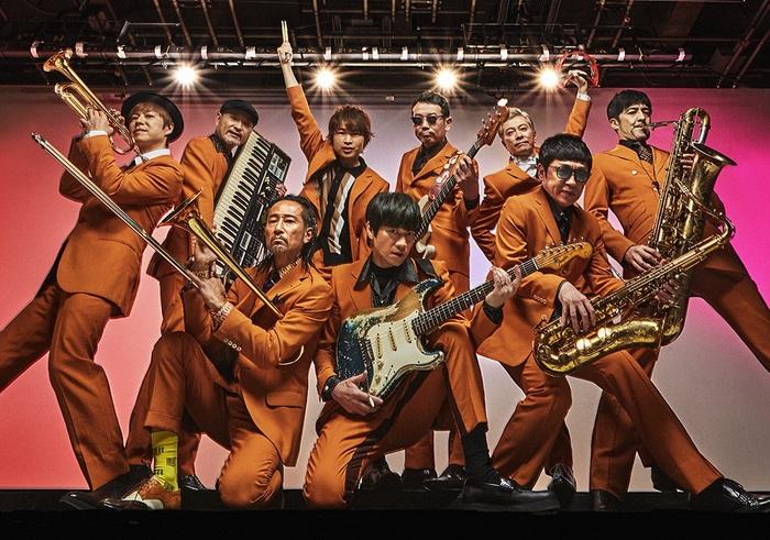 東京スカパラダイスオーケストラ、ニュー・アルバム『SKA=ALMIGHTY』付属BD/DVDより奥田民生をゲストに迎えた「Paradise Has No Border」ライヴ映像を期間限定で公開