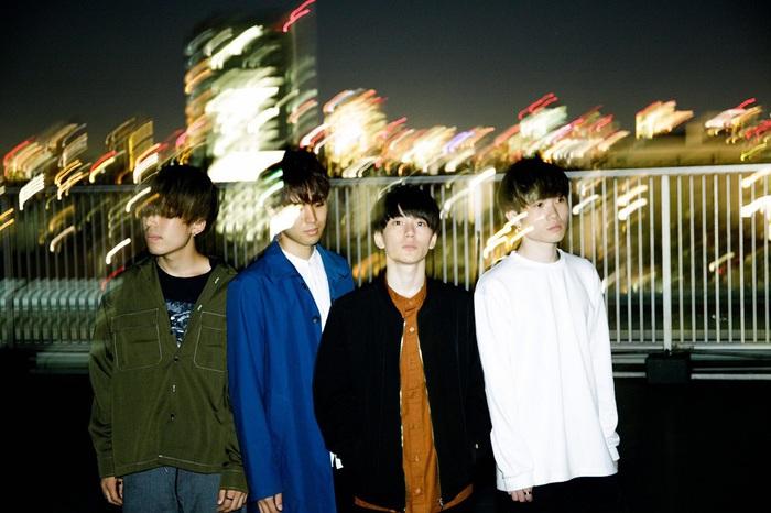 東京の4ピース・ギター・ロック・バンド anewhite、1stデジタル・シングル「群像劇にはいらない」MV公開
