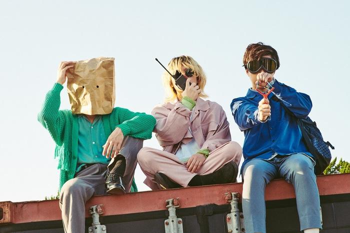 """サイダーガール、新曲「ライラック」が""""NTTドコモ""""CM曲に決定"""