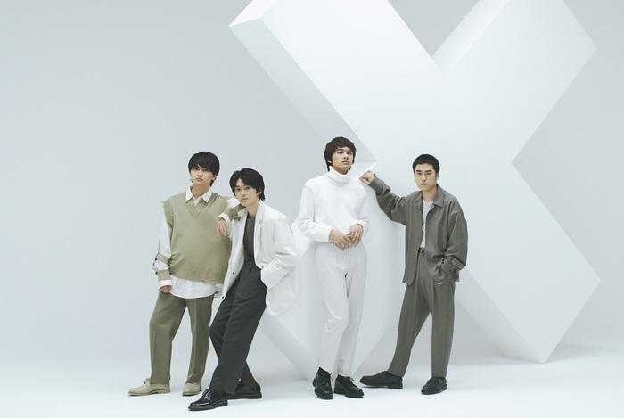 GLIM SPANKY&ボカロP くじらがDISH//の4thフル・アルバム『X』に楽曲提供。全収録曲も公開
