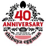 shibuya eggman、40周年記念イベントを年間40本開催。第1弾でSUPER BEAVER、藍坊主、ヤユヨら出演決定