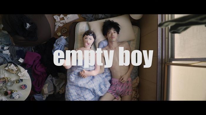 """夜の本気ダンス、ニュー・ミニ・アルバム『PHYSICAL』より """"空っぽ"""" な男を描いた 「empty boy」MV公開"""