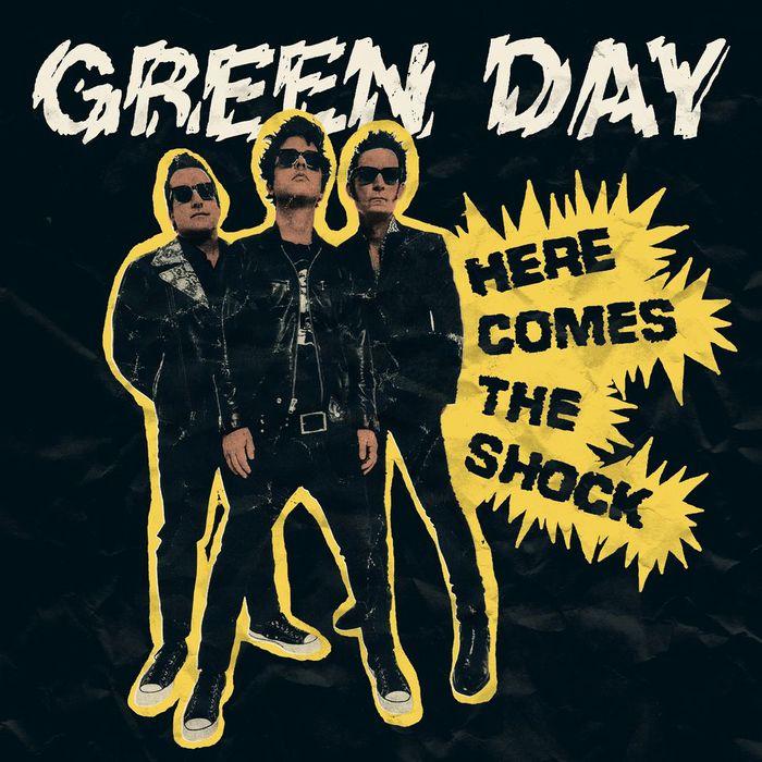 "GREEN DAY、新曲「Here Comes The Shock」リリース。""パンク・ロック・エアロビクス""とコラボしたMVも公開"