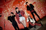 女性Vo青春ロック・バンド harue、3/3リリースの初全国流通盤ミニ・アルバム『Dear my hurt』全曲トレーラー公開