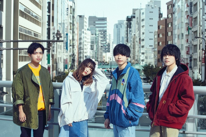 Mr.ふぉるて、3/24リリースのミニ・アルバム『sweet life』収録内容&ジャケ写公開