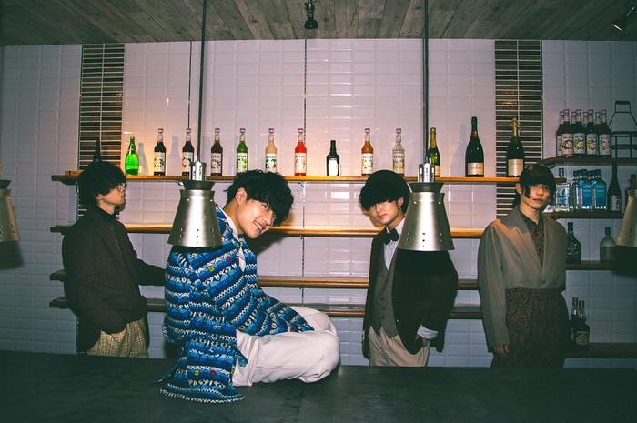 クジラ夜の街、1stフル・アルバム『海と歌詞入り瓶』収録曲トレーラー映像公開
