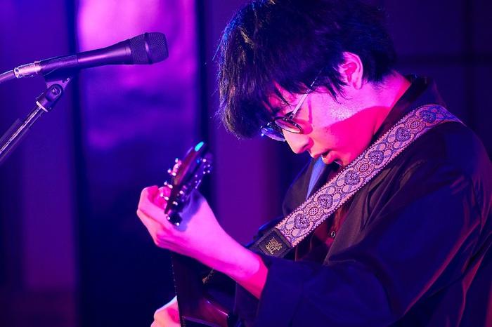 崎山蒼志、即完の3/21ワンマンは初のバンド編成で開催。同公演の配信も決定