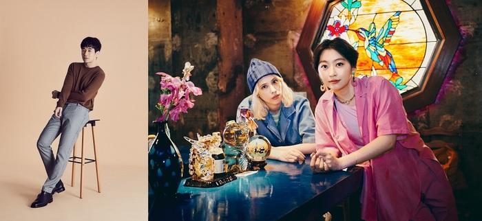 タイのポップ・スター STAMP、chelmicoとのコラボ曲「HIDE YOU feat.chelmico」本日2/17リリース。女優 安藤ニコが主演を務めるMVも公開
