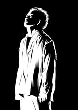"""キタニタツヤ、カネコアツシ著の漫画""""EVOL""""とのコラボ楽曲「逃走劇」MVを本日2/24 20時よりプレミア公開。カネコアツシによるアー写書き下ろしイラストも"""