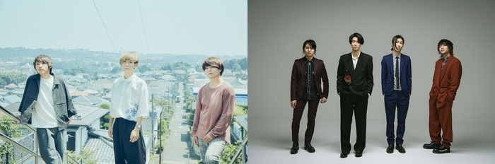the quiet room × Ivy to Fraudulent Game、shibuya eggmanの40周年イベントでツーマン決定