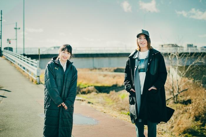 ビッケブランカ、新曲「ポニーテイル」MVに桜井日奈子が出演。本日2/12より先行配信開始