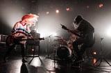"the peggies、7月より東名阪ツアー[the peggies tour 2021 ""Feel Black""]開催決定"