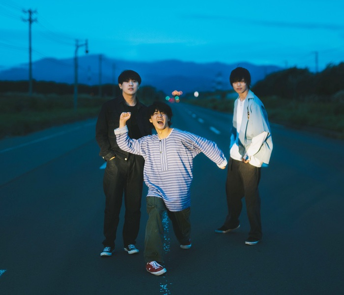 KALMA、本日3/31リリースの配信シングル「親友」MV公開