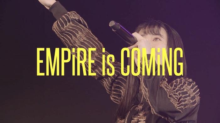 EMPiRE、4/7リリースの映像作品『EMPiRE BREAKS THROUGH the LiMiT LiVE』より全39曲を5分にまとめたダイジェスト映像公開