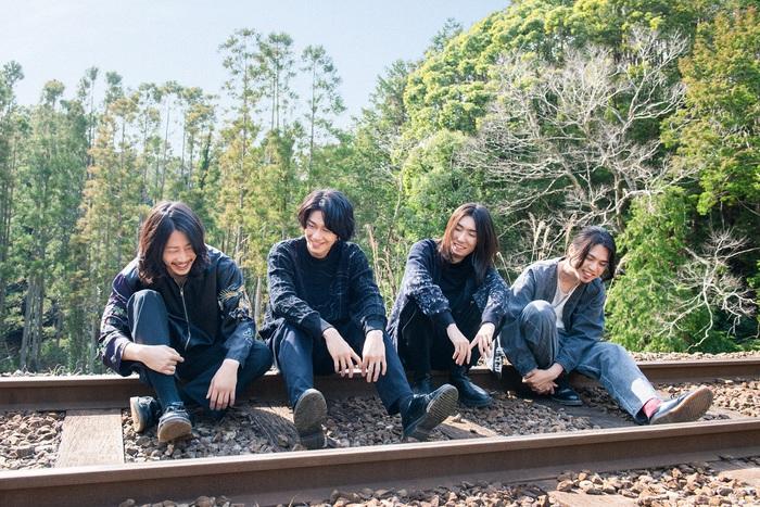 Ivy to Fraudulent Game、配信シングル「御伽」MV&新アー写公開。4/23リリースのニュー・アルバム『再生する』詳細も発表