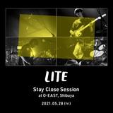"""LITE、渋谷O-EASTにてワンマン・ライヴ""""Stay Close Session""""開催決定。劇伴を担当した映画""""騙し絵の牙""""オリジナル・サウンドトラック本日3/26リリース"""