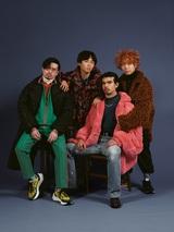 OKAMOTO'S、第4弾配信シングル「M」4/7リリース決定。新たなジャケ写も公開