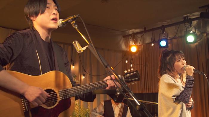 フジファブリック、ニュー・アルバム『I Love You』リリース記念生配信での幾田りらとのアコースティック・セッション映像を公開