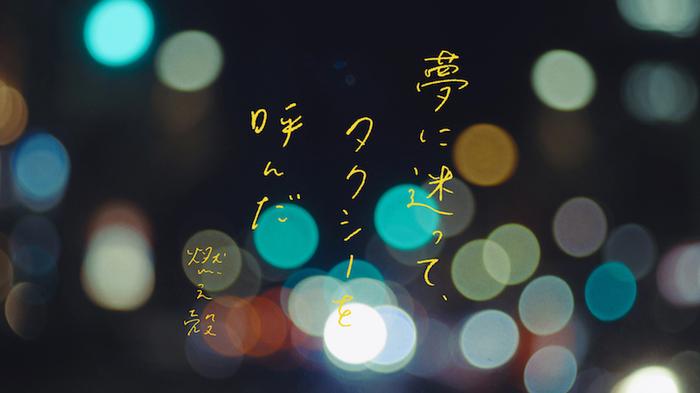 """ハルカ(ハルカトミユキ)、ベストセラー作家 燃え殻の最新作""""夢に迷って、タクシーを呼んだ""""PVに詩を新たに書き下ろし"""